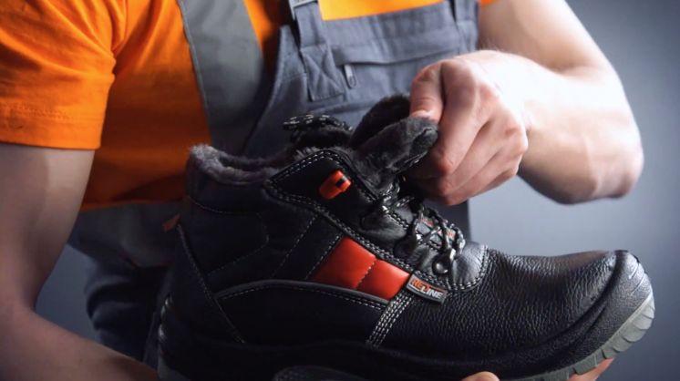 Рабочая обувь: классификация и применение